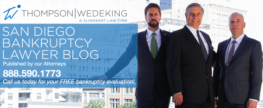 San Diego Bankruptcy Lawyer Blog